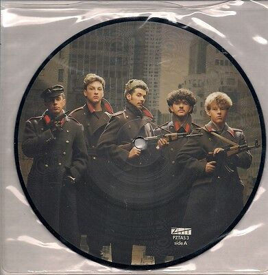 """Frankie Goes To Hollywood Two Tribes Picture Disc UK 45 7"""" single"""