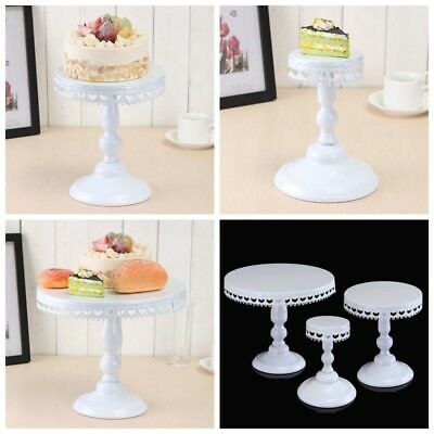Moroccan Style Cake Stand Cupcake Dessert Platter Kitchen Wedding Party Didsplay