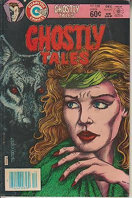 Ghostly Tales        No 158     December  1982   Charlton Comics Group