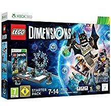 LEGO Dimensions: Starter Pack Xbox 360 New and Sealed