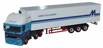 Bnib Oo Gauge Oxford 1:76 76Ec002 Erf Ec Olympic Fridge John Mackirdy Ltd Lorry