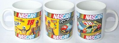 COFFEE MUG - NASCAR Kaffeetasse # 18 KYLE BUSCH * M&M´S *  US Import
