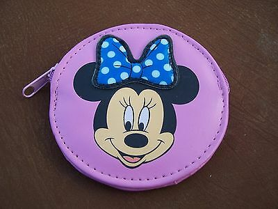 From Disney Minnie Mouse Pink Coin Purse
