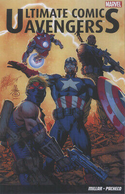 Ultimate comics: Avengers by Mark Millar (Paperback)