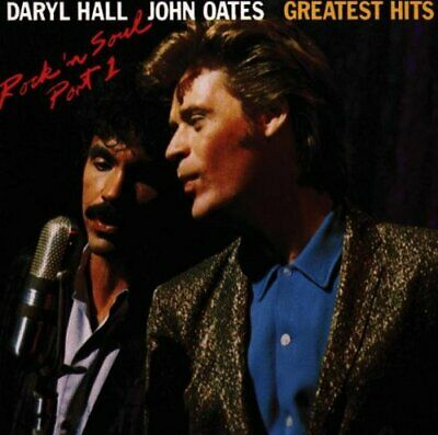 Daryl Hall & John Oates - Greatest Hits - R... - Daryl Hall & John Oates CD BHVG
