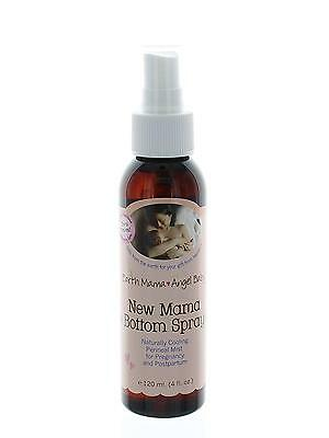 New Mama Bottom Spray Earth Angel Baby 4 oz 120ml Liquid Pack of 2