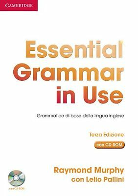 Essential grammar in use ed.ITA.+cd wo/k murphy/pallini [9780521534895]