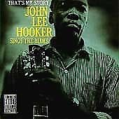 That's My Story: SINGS THE BLUES CD (1993)