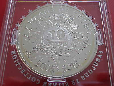 Frankreich 10 Euro Die Säerin 2012 PP Fabulous 15 Silver Collection France proof