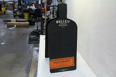 Bullet Bourbon Menu Board