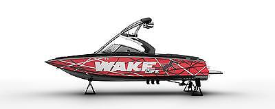 Ng Graphic Kit Decal Boat Sportster Sea Doo Speedster Sport Wrap Wake Life V