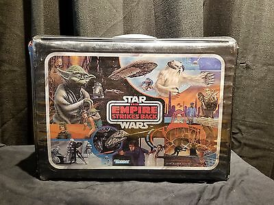 1982 Vintage Kenner Star Wars The Empire Strikes Back Figure Carrying Case RARE