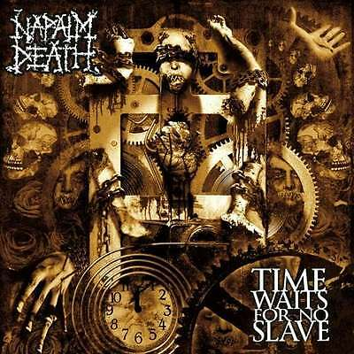 NEU CD Napalm Death - Time Waits For No Slave #G56911791