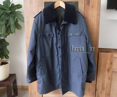DDR Deutsche Reichsbahn Uniform - Jacke Winter / Sommer ? Gr. 54 east german GDR