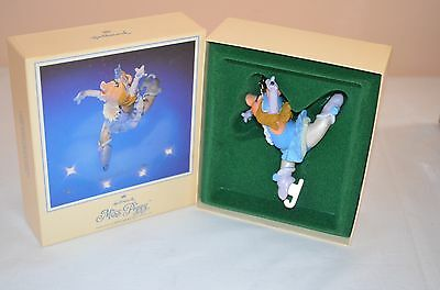 Miss Piggy Leaping and Gliding Ornament  1983 by Hallmark
