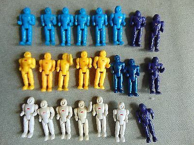 Vintage Bluebird Toys Manta (M.a.n.t.a) Force - Assorted Figures