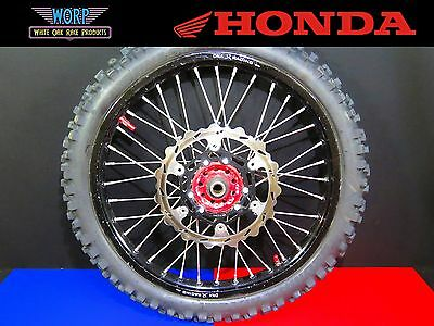 2010 Honda CRF250 CRF450 09-10 DNA Front Wheel Rim Hub Tire 44650-KRN-A30