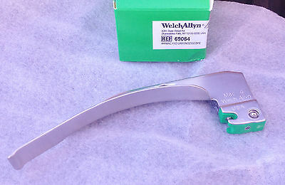 Lot of 3 Welch Allyn #4 MAC Laryngoscope Blade - Model 69064 - NEW IN BOX