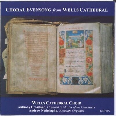 Various Artists - Choral Evensong from Wells Cathedral / Various [New CD]