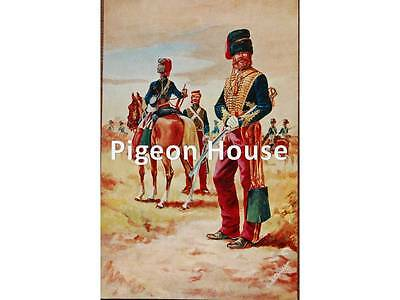 The 11th Prince Alberts Own Hussars: Officer Field Order 1854