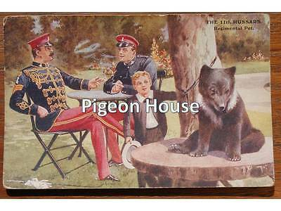 The 11th Prince Alberts Own Hussars: Regimental Pet