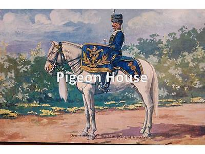 The 14th Hussars: Drum Horse