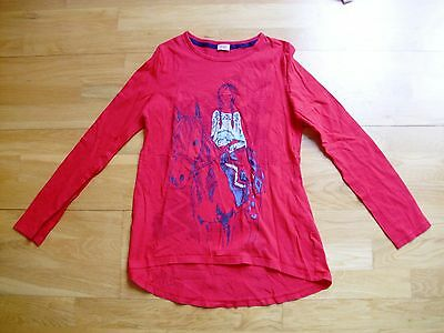 Girls long sleeved top age 12 vgc