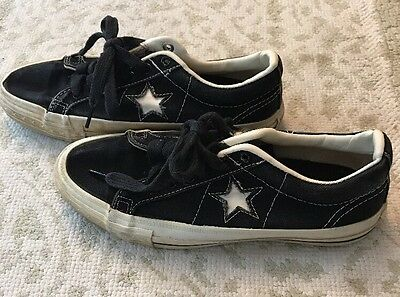 1980 One Star Vintage Converse / Men's US Size 5 (Women's 7) / Made In USA
