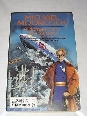 Michael Moorcock - A Nomad Of The Time Streams , Sci-Fi  Fantasy   , Orion 1993