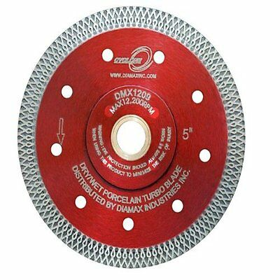 "4"" Cyclone Mesh Rim Diamond Blade For Porcelain"