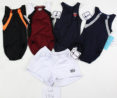 NEW! CS Clearance - Boys - Leotards and Short - Lot 106