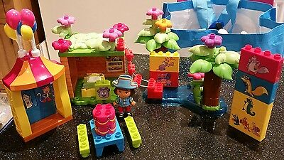 dora the explorer mega bloks bundle