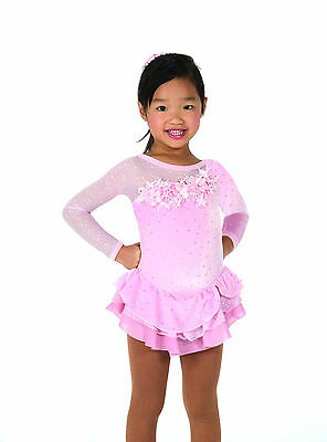 New Jerrys Competition Skating Dress 31 Sugar Petal Made on Order