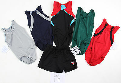 NEW! CS Clearance - Boys - Leotards and Short - Lot 110