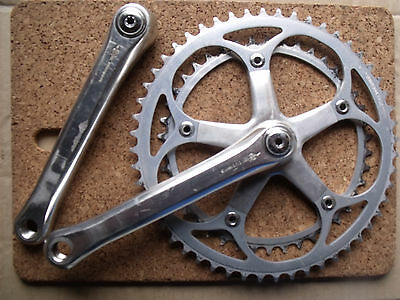 Shimano Golden Arrow Chainset 52/42t 170mm Retro