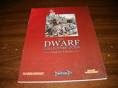 Warhammer: The Dwarf Collectors' Guide Second Edition