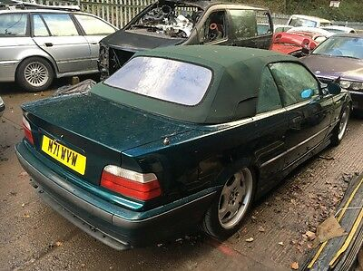 Bmw E36 Cabriolet 320i Sport Manual Breaking For Spares