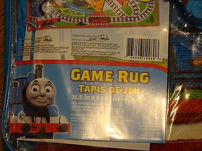Thomas the tank PLAY MAT  nearly new , in plastic carry case