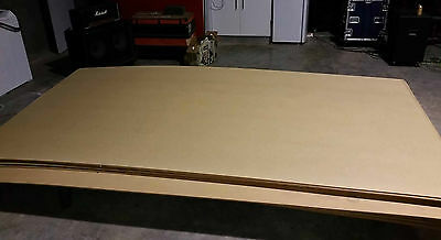 MDF boards  seconds 1,800 x 3,600 x 12mm