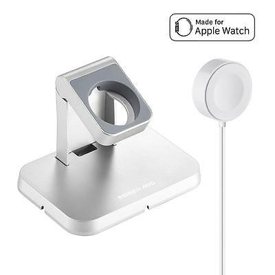 Apple MFi Certified Watch Charger, Poweradd Magnetic Charging Dock and...