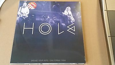 Hole  – Grease Your Hips / California 1994 - 2-LP 2015 (lim.col.vinyl)