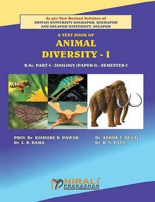 ANIMAL DIVERSITY - I by DR KISHORE R. PAWAR PAWAR (English) Paperback Book Free