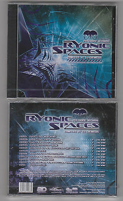 25 x CD : V.A. - Ryonic Spaces - 2007 (Perplex vs.Michele Adamson,PsyNina,...)