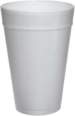 DART WHITE FOAM CUPS 32 OZ 2 PACKS OF 25 50 COUNT see more size options
