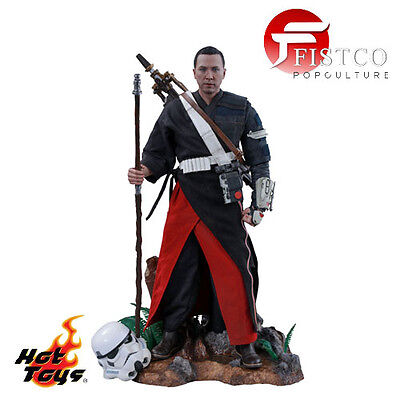 STAR WARS: Rogue One - MMS Actionfigur Chirrut Imwe Deluxe Ver. (Hot Toys)