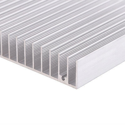 100x100x18mm Aluminum HeatSink for Chip CPU LED IC Radiator Cooler Cooling em