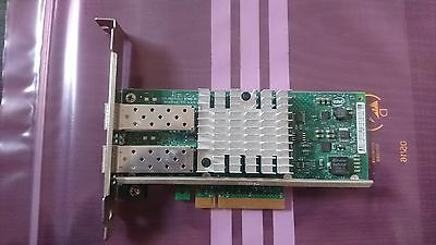0U810N Intel X520-DA2 10GbE Dual Port PCIe Adapter