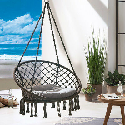 b ware h ngesessel mit gestell polyrattan h ngekorb h nge. Black Bedroom Furniture Sets. Home Design Ideas