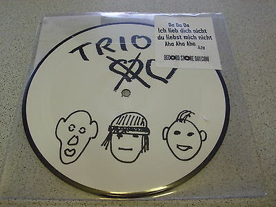 "TRIO - DA DA DA  - 7"" PICTURE Vinyl Single // 2016 RSD"