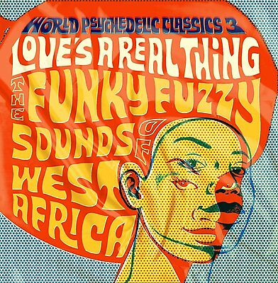 World Psychedelic Classics 3 Loves Real Thing Lp Vinyl 33Rpm Brand New